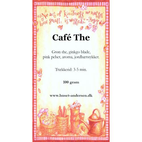 Huset Andersen - Café The 100 gram - Butik Prik - Svendborg