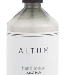 Håndlotion ALTUM Marsh Herbs 500 ml - Butik Prik