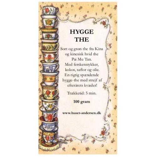 Hygge The- 100 gram - Huset Andersen - Butik Prik - Svendborg